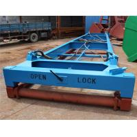 Quality 40 feet semi-automatic container spreader for sale