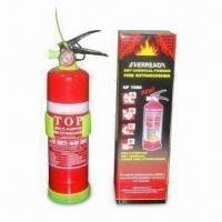China Portable Dry Power Fire Extinguisher, Used for Extinguish Solid Material, Easy to Carry and Operate on sale