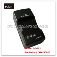 Quality Digital Camcorder Charger DE-992 for Panasonic Battery S004E for sale