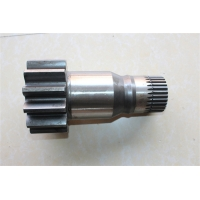 Quality 2036830 EX120-5 Planetary Gear Parts Swing Motor And Gear Box Vertical Shaft for sale
