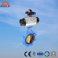 Quality Lug Type Pneumatic Butterfly Valve (LD671X) for sale
