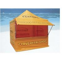 China Outdoor Heavy Duty Tent, Outdoor Works Tent, 50mm Hexagon Tube Advertising Outdoor Tent on sale
