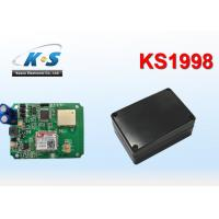 Best SOS SMS GSM Phone Call Automotive GPS Tracker Small GPS Tracking Device wholesale