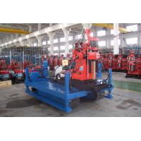 Buy cheap skid mounted Crawler Exploration Engineering Prospecting Drilling Rig from wholesalers
