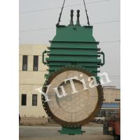 Quality hot blast valve for blast furnace for sale