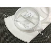 China Heat - Resisting Industrial Filter Bags With Broad Chemical Compatibilities on sale