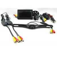 """Quality CE / ROHS Wireless Rearview Mirror Camera System With 4.3"""" Monitor for sale"""