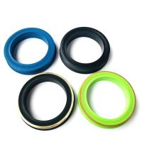 Quality Buna / HNBR / FKM 1502 Weco Seal Ring , Metal Reinforced Seal Rings for sale
