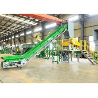 Buy cheap Automatic PP PE Soft Plastic Film Washing Recycling Machine 150 KW Low Consume from wholesalers