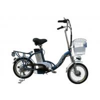 Quality Rated Voltage 36V Electric Scooter Bike FT-TS001 Charging Time 4 - 9 Hours for sale