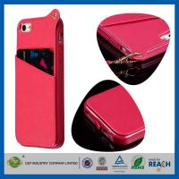 Best PU Leather Apple Cell Phone Cases wholesale