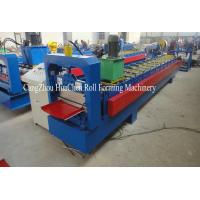 China Hidden Type Roof Metal Sheet Roll Forming Machine Special Designed With CE / ISO on sale