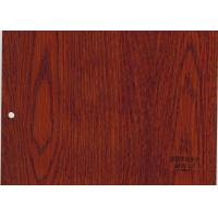 Quality Imitation Wooden Style Floor Tiles , 5mm Thick Bamboo Fiber Board For House for sale