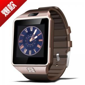 "China 20151.54"" TFT touch screen 3.0 bluetooth dz09 smart watch phone SIM card 2.0MP camera 380mAh battery capacity on sale"
