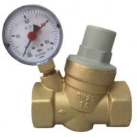 Quality Adjustable Pressure Safety Valve Lead Free Brass Female NPT Thread For Water Pipeline for sale