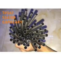 Buy cheap TP347 / S34700 Special Alloys Capillary For Medical Tube And Electronic from wholesalers