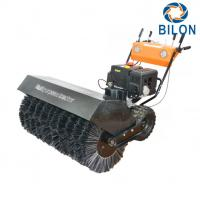 Quality 60cm Working Depth Truck Tractor Gas Snow Sweeper With Hydraulic System for sale