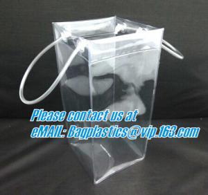 Quality wine bags, wine handle bags, wine holder, bottle bags, cylinder bag, PVC case, PVC ruler, PVC gusset bag, pipe handle ba for sale