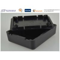 China Custom Make Injection Molded Rectangular Plastic Enclosure For Electronic Time Relay on sale