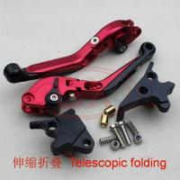 Motorcycle Red Cheap CNC clutch lever, Motorbike CNC Cheap brake lever red