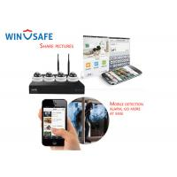 Quality ONVIF Wireless IP Camera System High Resolution With 10.1 Inch Display for sale