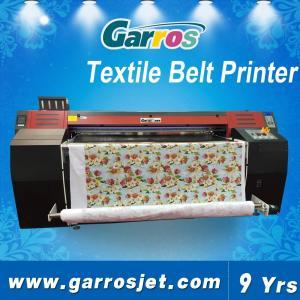 Best Textile Printer for Cotton,Cotton Mixes,Wool etc 1.8m Garros Textile Fabric Printer wholesale
