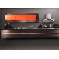 Best Simple Stainless Steel Pulls Kitchen Cabinets Thermofoil Finishes Waterproof wholesale