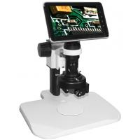 Quality 2 MP CMOS Sensor 2D / 3D LCD USB Digital Microscopes / Microscope with Google Android 2.2 for sale