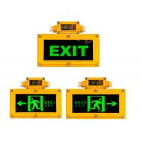 Quality Warning Explosion Proof Emergency Light WF1 High Luminous Efficiency for sale