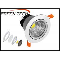 Quality 15 Watt Dimmable LED Downlights , 3 Inch IP44 Indoor LED Round Downligt for sale