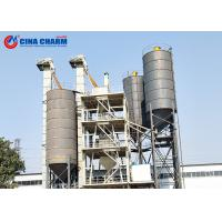 China Large 20T Per Hour Dry Mix Mortar Plant Easy Operation With Sand Screen Machine on sale