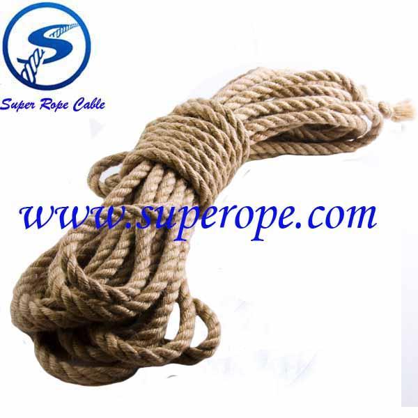 Jute Rope/ Jute Twine /3 Strand Jute Rope