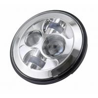 Buy cheap Auto spare part Black 7 inch H4 H13 LED Headlights For Jeep Wrangler JK 2 Door 4 from wholesalers
