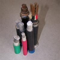 Quality Low Voltage 240mm PVC Insulated Cable / Power Xlpe Copper Cable for sale