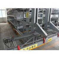 Quality Professional Layer Chicken Cage Corrosion Resistance Poultry Keeping Equipment for sale