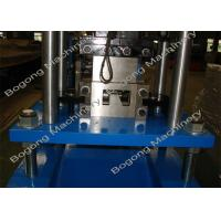 Quality Metal Keel Hat Highway Guardrail Roll Forming Machine 4KW Driving Motor for sale