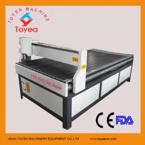 China 1300 x 1500mm wood craft cnc engraving machine TYE-1315 on sale