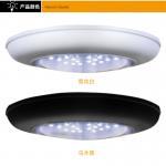 Quality White Color Wireless Remote Control Led Lights , ABS Flame Remote Control Cabinet Lights for sale
