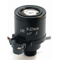 China offer CCTV Lens/9-22mm auto lens on sale