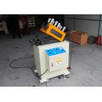 Best Cold Rolled Steel Strip Straightening Machine With 19pcs Straightener Roller 0 - 16m/min Speed wholesale