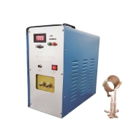 High Frequency Induction Gold Melting Furnace for sale