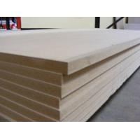 China competitive price CARB melamine MDF board for furniture on sale