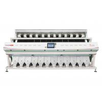 S12 Cashew Nut Sorting Machine / Pine Nuts Color Sorter 12 Channels Good Stability for sale