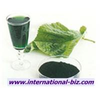 Quality Copper Chlorophyll ( Oil-soluble chlorophyll) for sale