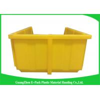 Quality Open Fronted Warehouse Storage Bins Stackable Recycled Long Service Life for sale