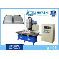 Best Automatic Seam Welding Machine For Kitchen Sink / Hotel Sink / Restaurant Sink wholesale
