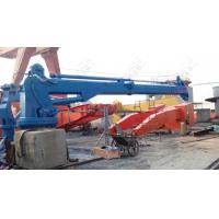Quality Telescopic Boom Ship to Shore Marine Deck Crane Cost for sale for sale