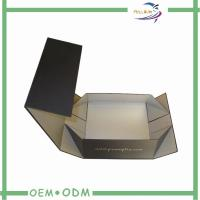 Best Recyclable Coated Paper Foldable gift boxes with magnetic closure wholesale