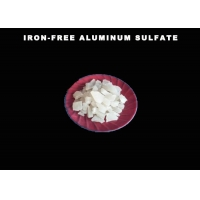 Quality PH3 Iron Free Aluminum Sulfate for sale