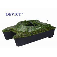 Quality DEVICT Remote Control Boat With Fishfinder DEVC-308M Camouflage for sale
